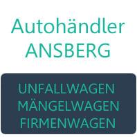 Arnsberg Gebrauchtwagen Ankauf