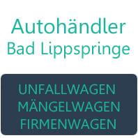 Bad Lippspringe Gebrauchtwagen Ankauf