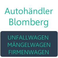 Blomberg Gebrauchtwagen Ankauf