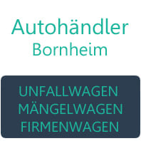Bornheim Gebrauchtwagen Ankauf