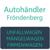 Fröndenberg Gebrauchtwagen Ankauf