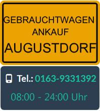Gebrauchtwagen Ankauf Augustdorf