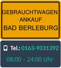 Gebrauchtwagen Ankauf Bad Berleburg
