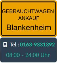 Gebrauchtwagen Ankauf Blankenheim