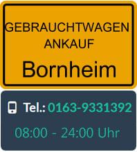 Gebrauchtwagen Ankauf Bornheim
