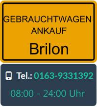 Gebrauchtwagen Ankauf Brilon