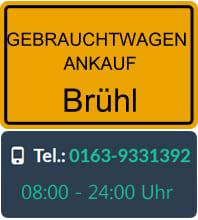 Gebrauchtwagen Ankauf Brühl