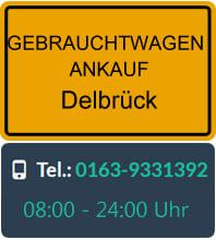 Gebrauchtwagen Ankauf Delbrück