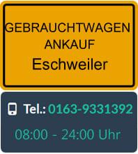 Gebrauchtwagen Ankauf Eschweiler