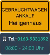 Gebrauchtwagen Ankauf Heiligenhaus