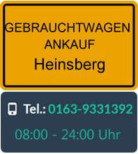 Gebrauchtwagen Ankauf Heinsberg