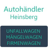 Heinsberg Gebrauchtwagen Ankauf