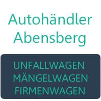 Abensberg Gebrauchtwagen Ankauf