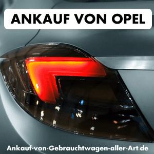 Opel zu verschenken