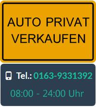 Auto privat verkaufen