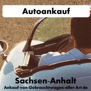 Autoankauf Sachsen-Anhalt