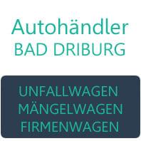 Bad Driburg Gebrauchtwagen Ankauf