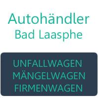 Bad Laasphe Gebrauchtwagen Ankauf