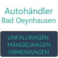 Bad Oeynhausen Gebrauchtwagen Ankauf
