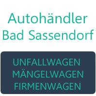 Bad Sassendorf Gebrauchtwagen Ankauf