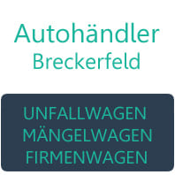 Breckerfeld Gebrauchtwagen Ankauf