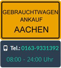 Gebrauchtwagen Ankauf Aachen
