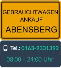 Gebrauchtwagen Ankauf Abensberg