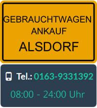 Gebrauchtwagen Ankauf Alsdorf
