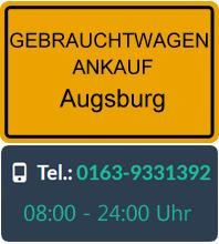 Gebrauchtwagen Ankauf in Augsburg