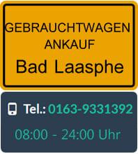 Gebrauchtwagen Ankauf Bad Laasphe