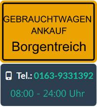 Gebrauchtwagen Ankauf Borgentreich