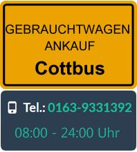 Gebrauchtwagen Ankauf in Cottbus