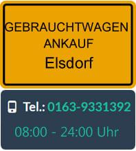 Gebrauchtwagen Ankauf Elsdorf