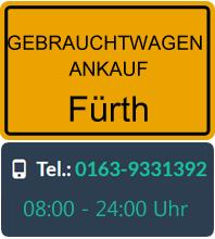 Gebrauchtwagen Ankauf in Fürth