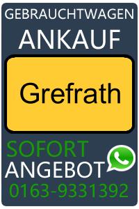 Gebrauchtwagen Ankauf Grefrath