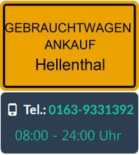 Gebrauchtwagen Ankauf Hellenthal