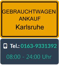 Gebrauchtwagen Ankauf in Karlsruhe