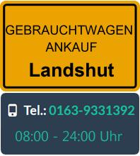 Gebrauchtwagen Ankauf in Landshut