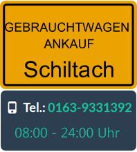 Gebrauchtwagen Ankauf in Schiltach