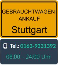 Gebrauchtwagen Ankauf Stuttgart