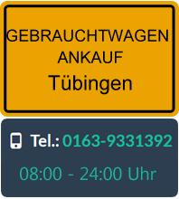Gebrauchtwagen Ankauf in Tübingen