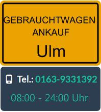 Gebrauchtwagen Ankauf in Ulm