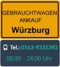 Gebrauchtwagen Ankauf in Würzburg