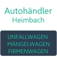 Heimbach Gebrauchtwagen Ankauf