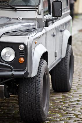 Land Rover Gebrauchtwagen Ankauf