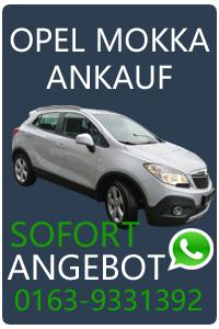 Bastlerwagen Ankauf Opel Mokka