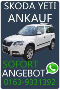 skoda yeti gebrauchtwagen ankauf h chstpreis angebot. Black Bedroom Furniture Sets. Home Design Ideas