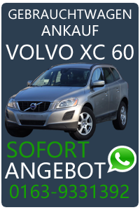 volvo xc60 gebrauchtwagen ankauf seri ser ankauf angebot. Black Bedroom Furniture Sets. Home Design Ideas
